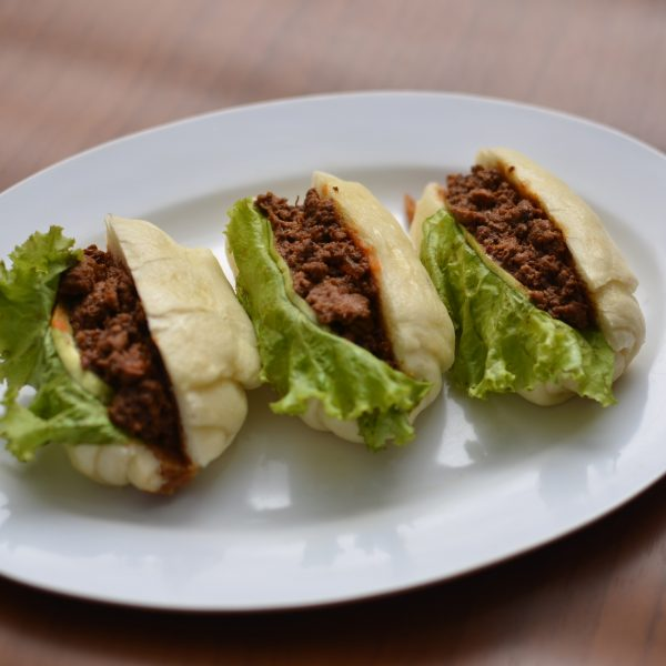 Bakpao Sandwich